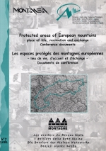 Dossier N°07 : Protected areas of European mountains – Place of life, recreation and exchange