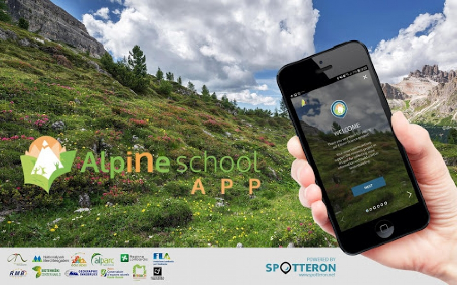 Alpine School App: A Smart Way to Discover, Learn and Experience the Alps