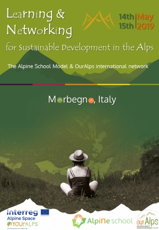 Learning and networking for sustainable development in the Alps - The Alpine School & OurAlps network