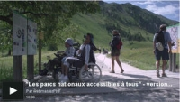 Report on the accessibility of French national parks