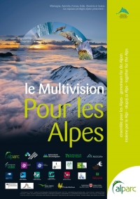 Discover the multivision show during the summer season in the Alps