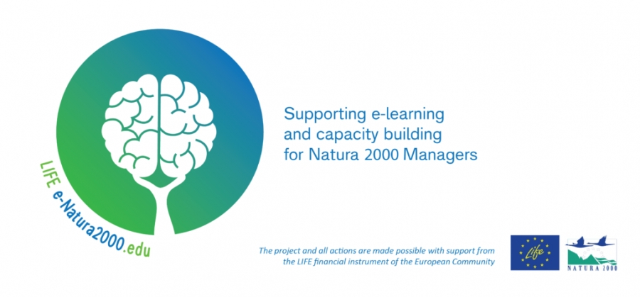 E-Natura2000.edu Project Report – Competencies for Managers of Natura 2000 Sites