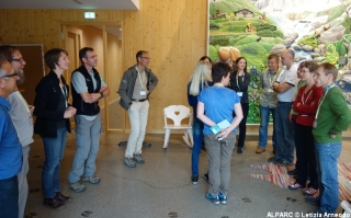 "4th Workshop ""Mountain Environmental Education in the Alpine Protected Areas"""