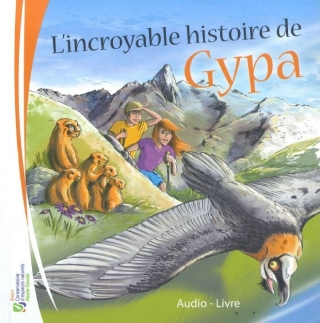A bearded vulture audiobook for children