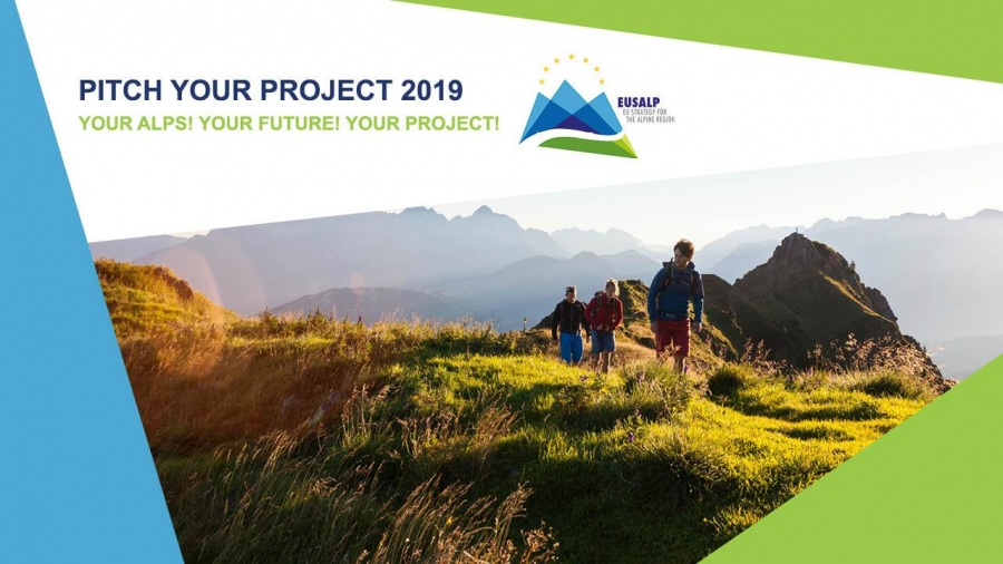 Pitch your project - Youth for the Sustainable Development of the Alps