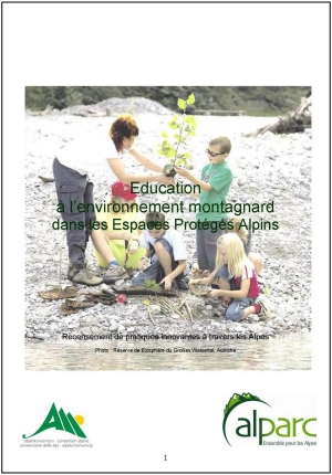 Best practices in environmental education in mountain areas