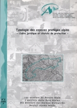 Dossier N°08 : Typology of the alpine protected areas