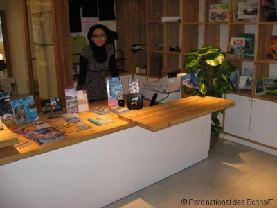 Tourism and Disability: Label awarded to the Ecrins National Park House
