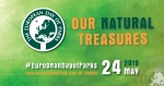 European Day of Parks: Our Natural Treasures