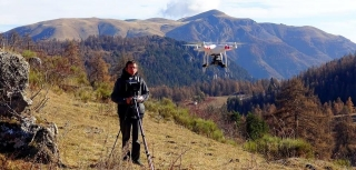 ALPARC conference - Use of drones in alpine protected areas