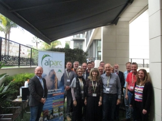 ALPARC Council meeting in Monaco (FR)
