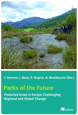 "Priporočamo: ""Parks of the Future -  Protected Areas in Europe Challenging Regional and Global Change"""