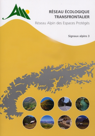 Study 'Ecological transboundary network' (Alpensignal 3)