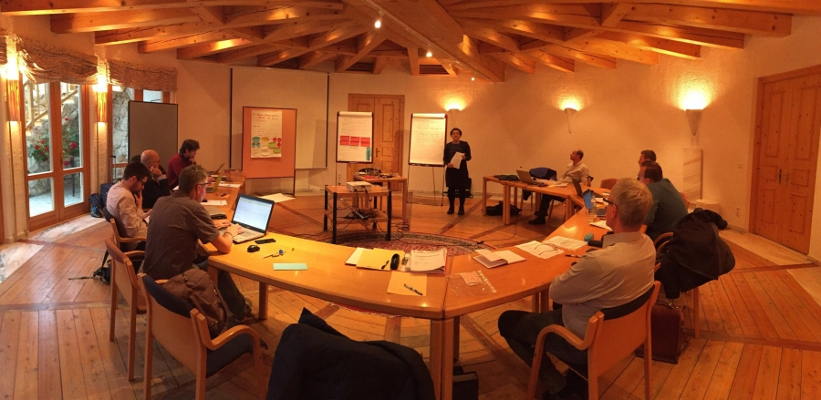 OpenSpaceAlps kicks-off in Altenmarkt (AT) - Another Alpine Space Programme Project for ALPARC