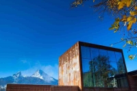 Mountain House Inauguration in Berchtesgaden