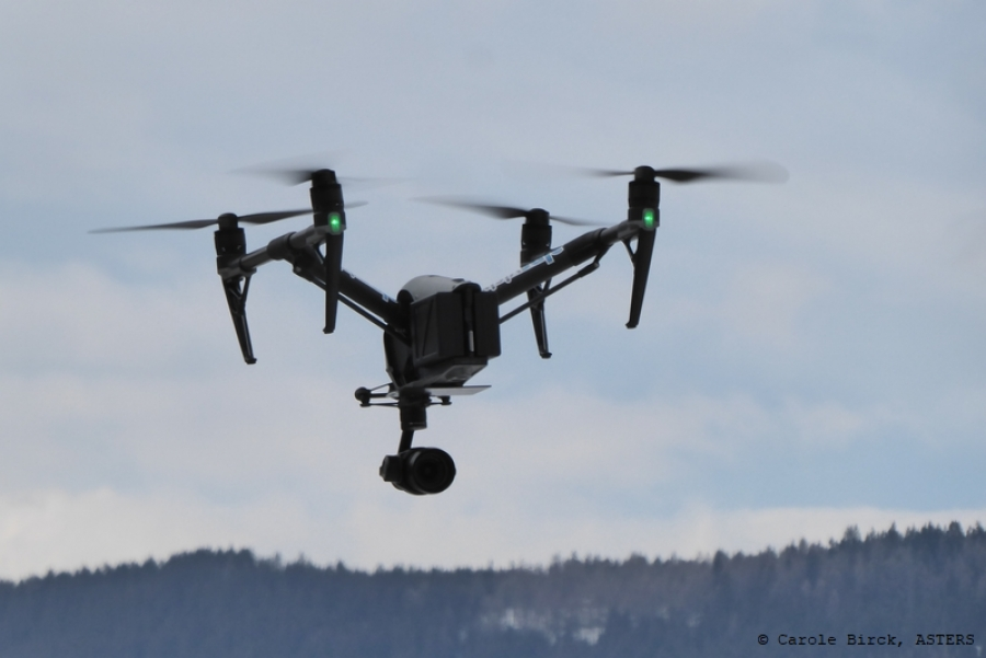 March 2018 - ALPARC Conference: Unmanned Aircraft Systems (Drones) to Facilitate work in Protected Areas