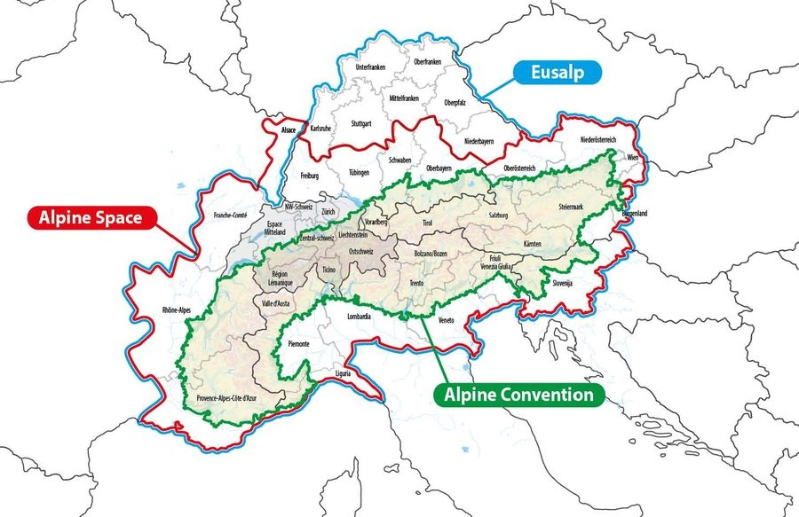 The EU strategy for the Alpine Region has been launched by the Commission
