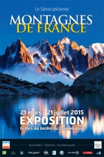 """Mountains of France"" Exhibition in Paris"