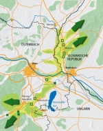 Start of the international Alps-Carpathians corridor project